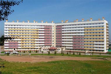 Общежитие № 20